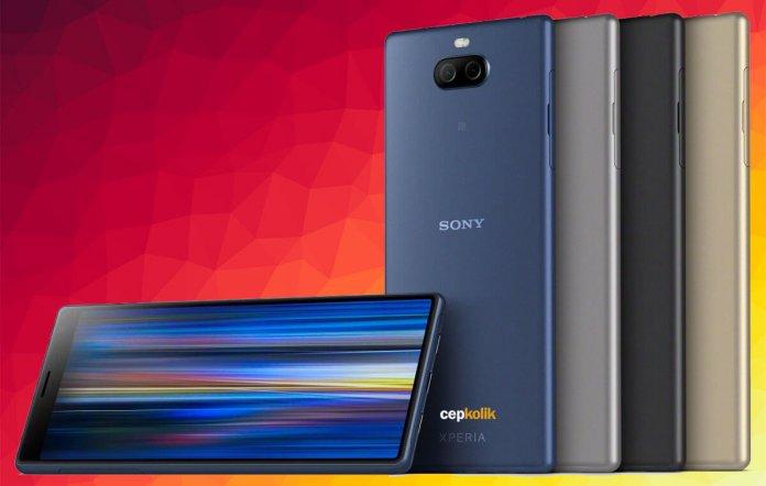 Sony Xperia 10 ve 10 Plus Tanıtıldı - Fiyatı ve Özellikleri