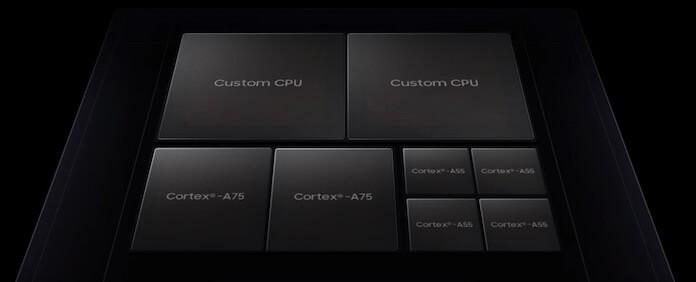 Exynos 9 Series (9820)-cpu