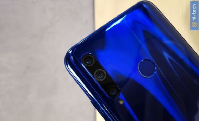 Honor 10i sizinti