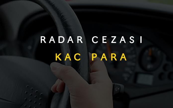 Radar Cezaları