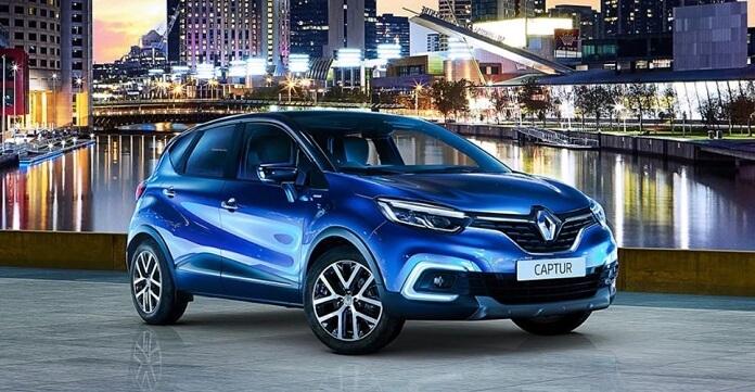 Renault Captur 2019 Fiyat Listesi