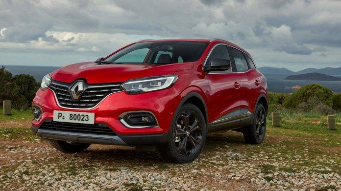 Renault Kadjar 2019