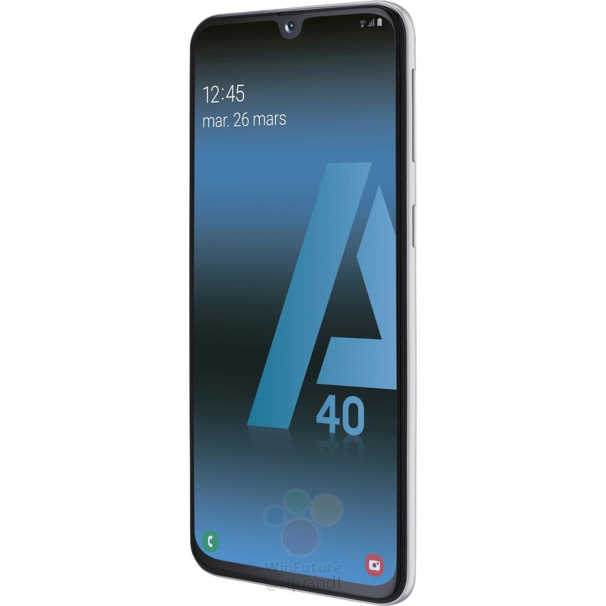 Samsung Galaxy A40 Teknik Çizimleri Paylaşıldı! - Cepkolik