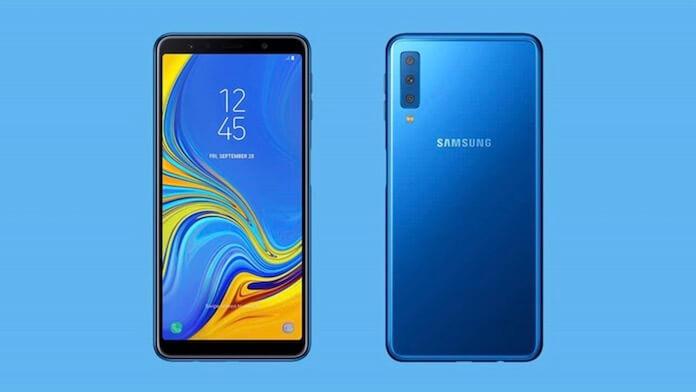 Samsung Galaxy A40 FCC'de Göründü