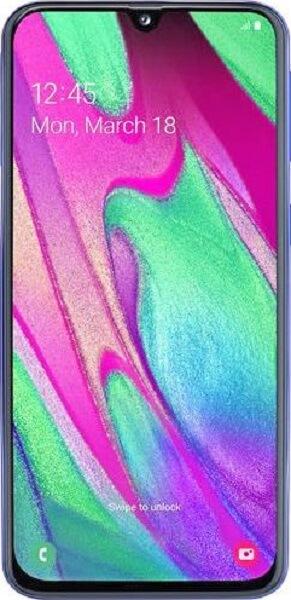 Samsung Galaxy S9 vs Samsung Galaxy A40 Karşılaştırması