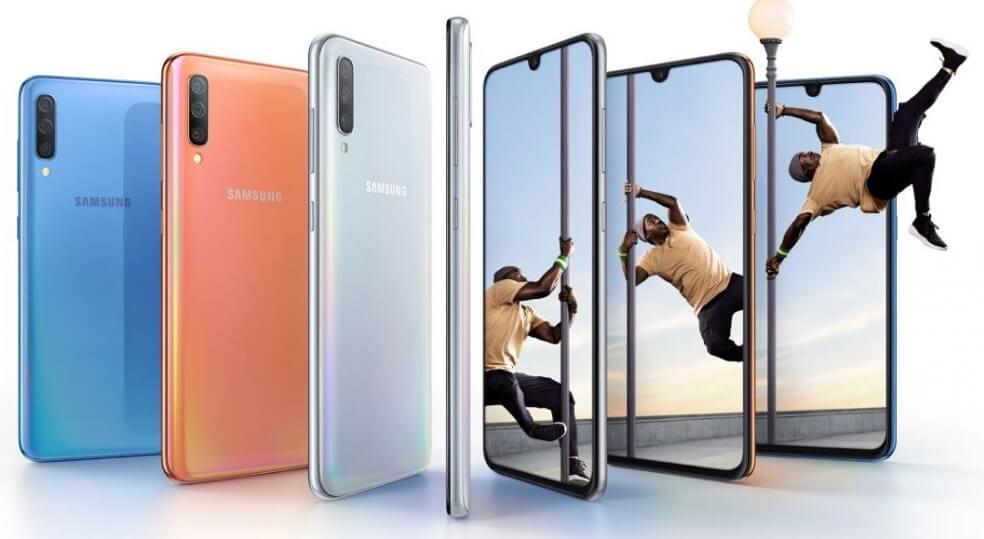 Samsung Galaxy A70 Tanıtıldı - Fiyatı ve Özellikleri