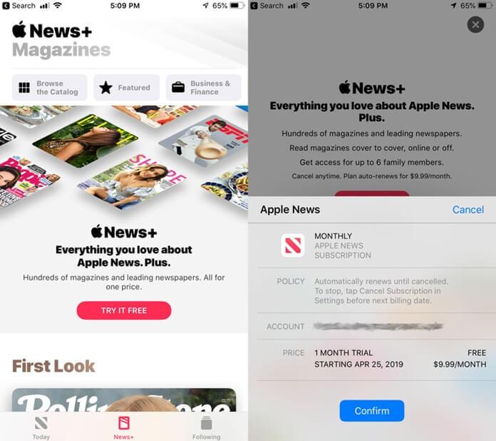 Apple News+ Nasıl Yüklenir?