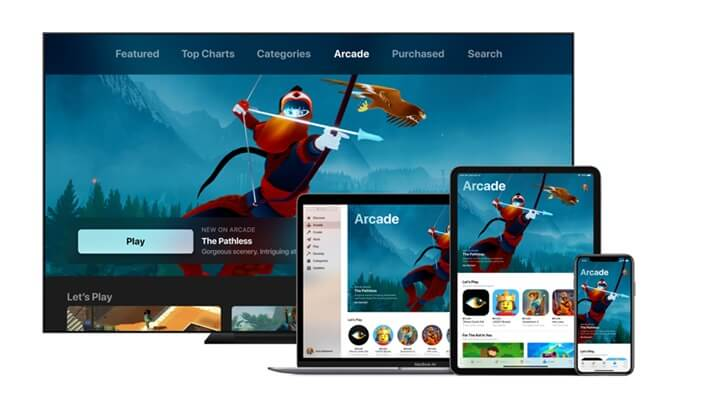 Apple Oyun Dünyasına Apple Arcade İle Giriyor!
