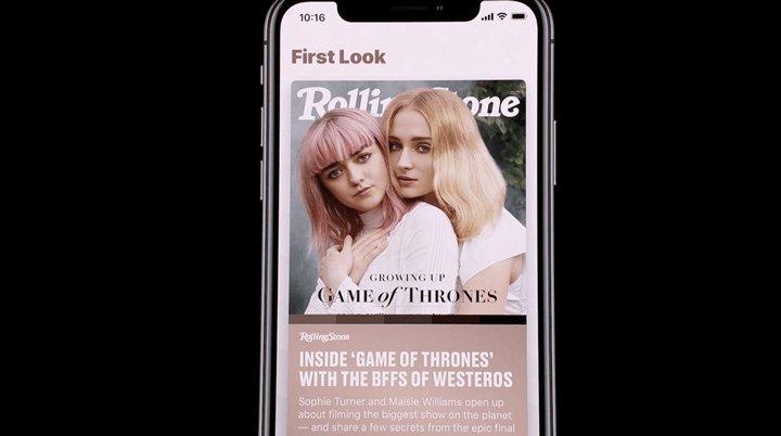 Apple Yeni Haber Uygulaması Apple News+ 'ı Tanıttı