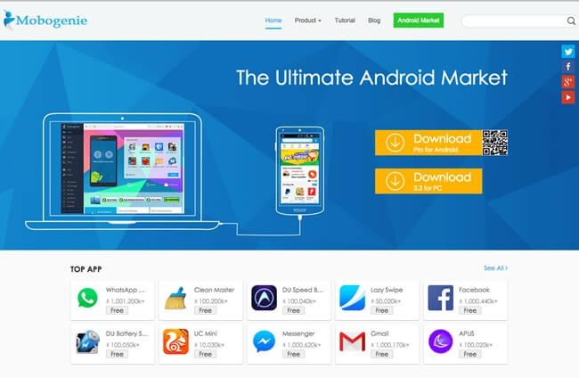 En İyi Android Uygulama Mağazaları - Play Store Alternatifleri