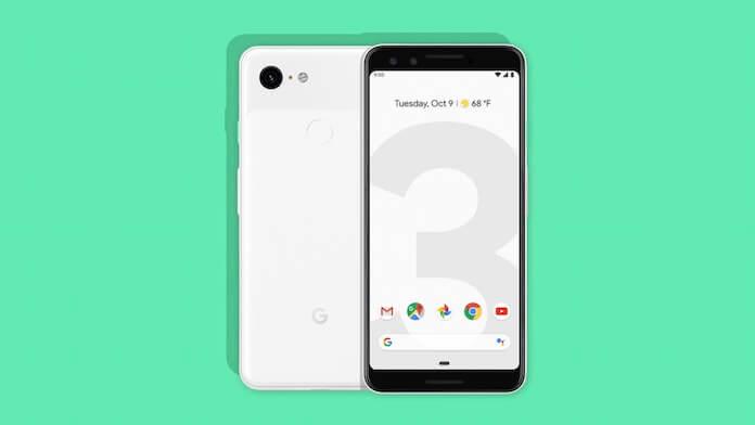 en iyi kameraya sahip telefonlar 2019 - Google Pixel 3
