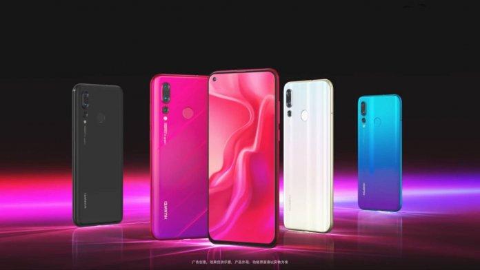 Huawei Nova 4e Özellikleri Sızdırıldı!