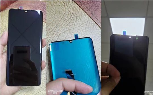 Huawei P30 Modelinin Yeni Görüntüsü Sızdırıldı!