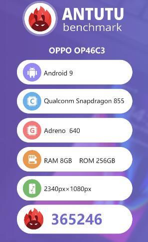 Oppo Find Z Benchmark Sonuçları Yayınlandı!