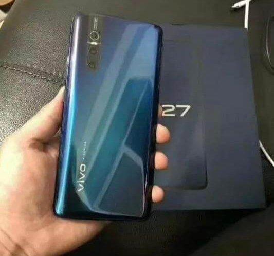Vivo X27 Canlı Canlı Görüntülendi!
