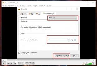 VLC Player İle Ekran Kaydetme Nasıl Yapılır?