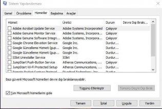 Windows 10 Açılış Hızlandırma Nasıl Yapılır?