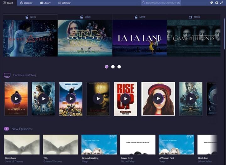 برنامج الدراما التركية BluTV للكمبيوتر
