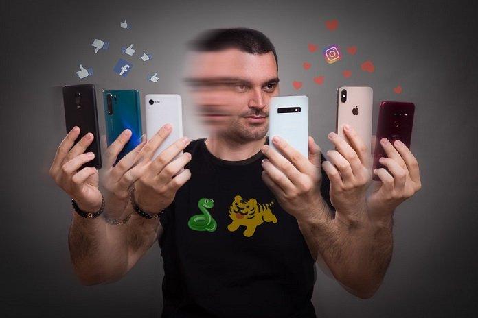 Büyük Selfie Karşılaştırması Galaxy S10 Plus - Pixel 3 - iPhone XS Max - Huawei P30 Pro - OnePlus 6T