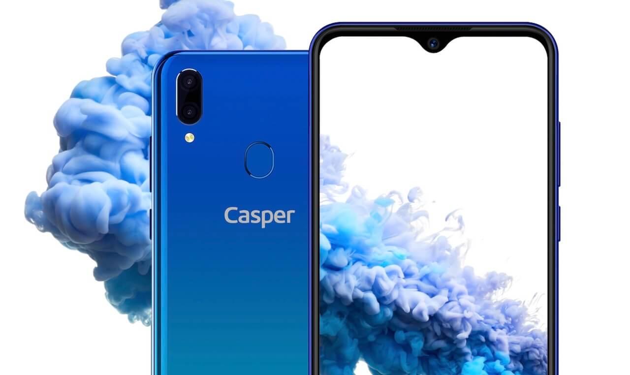 Casper VIA G4