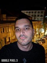 Google Pixel 3 Selfie Karşılaştırması - Flaş
