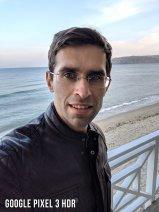Google Pixel 3 Selfie Karşılaştırması - HDR