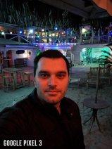 Google Pixel 3 Selfie Karşılaştırması - Loş Işık