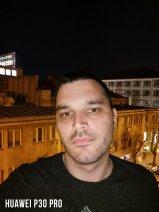 Huawei P30 Pro Selfie Karşılaştırması - Flaş