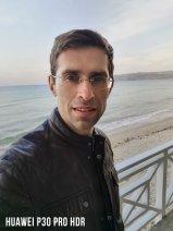 Huawei P30 Pro Selfie Karşılaştırması - HDR