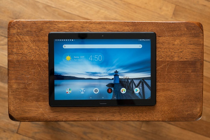 Lenovo Smart Tab P10 Ekran