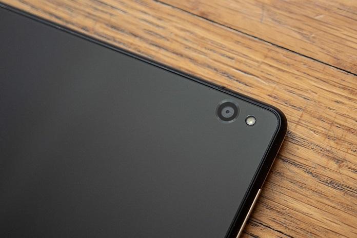 Lenovo Smart Tab P10 Kamera