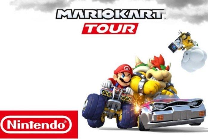 Mario Kart Tour Kapalı Beta Test Kayıtları Başladı