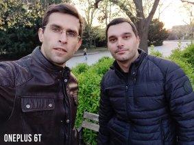OnePlus 6T Selfie Karşılaştırması - Grup