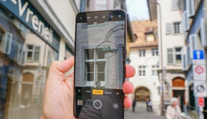Oppo Reno 10x Zoom Amoled Ekran