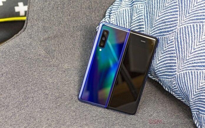 Samsung Fold Katlandığında Dış Ekran Çalışmıyor
