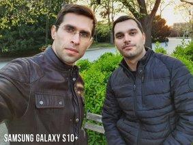 Samsung Galaxy S10+ Selfie Karşılaştırması - Grup