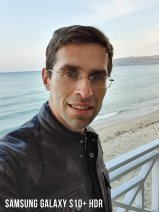 Samsung Galaxy S10+ Selfie Karşılaştırması - HDR