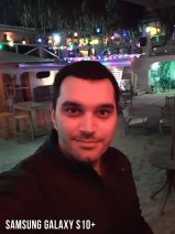 Samsung Galaxy S10+ Selfie Karşılaştırması - Loş Işık