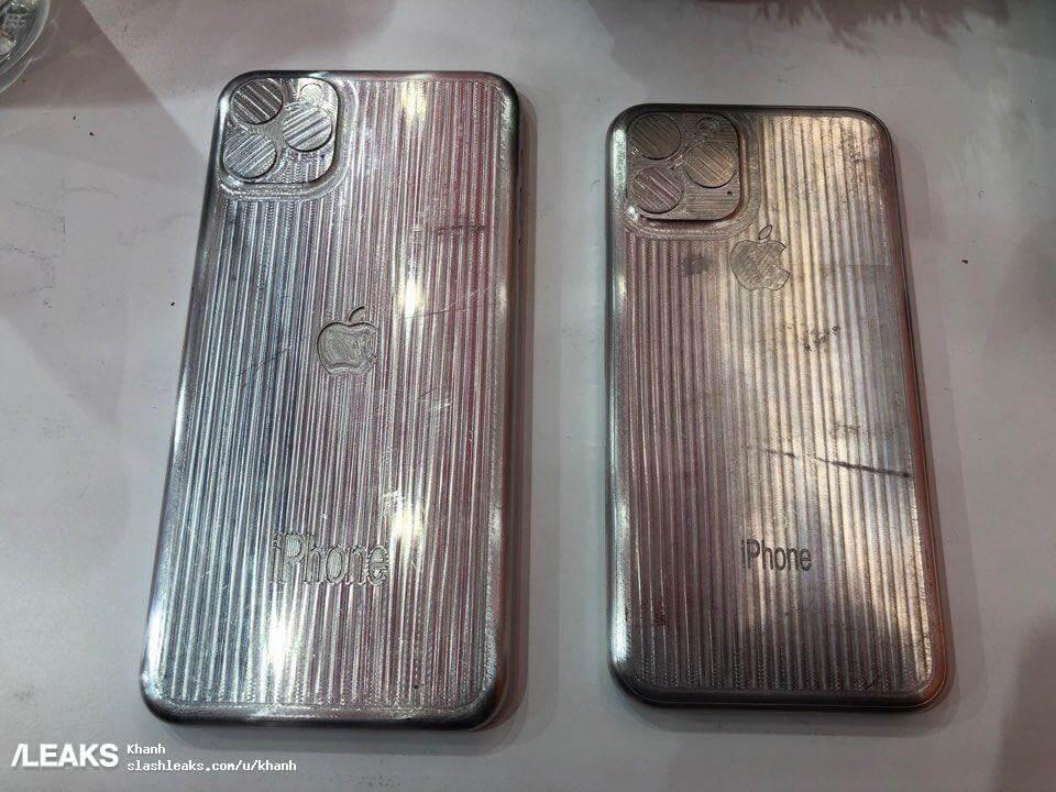 Apple iPhone 11 Kare Düzeninde Üçlü Kamera İle Geliyor!