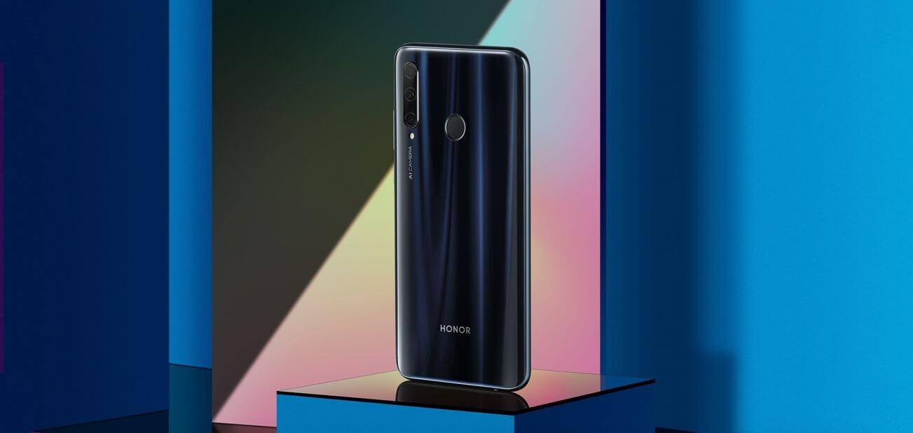Honor 20i Tanıtıldı - Fiyatı ve Özellikleri