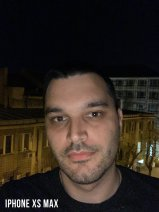 iPhone XS Max Selfie Karşılaştırması - Flaş