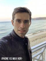 iPhone XS Max Selfie Karşılaştırması - HDR