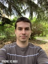 iPhone XS Max Selfie Karşılaştırması - Klasik
