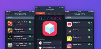 iPhone Ücretli Uygulamaları Ücretsiz İndirme: TweakBox