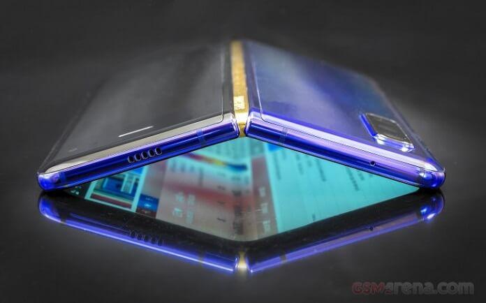 Samsung Galaxy FOLD'ları Geri İstedi