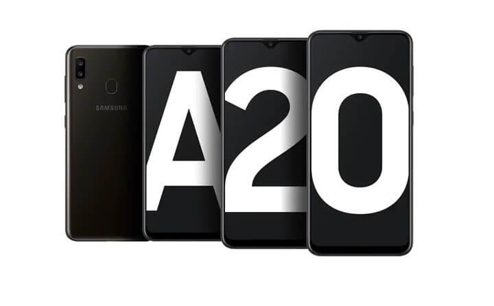 Samsung Galaxy A20 İncelemesi