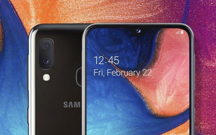 Samsung Galaxy A20e Tanıtıldı - Fiyatı ve Özellikleri
