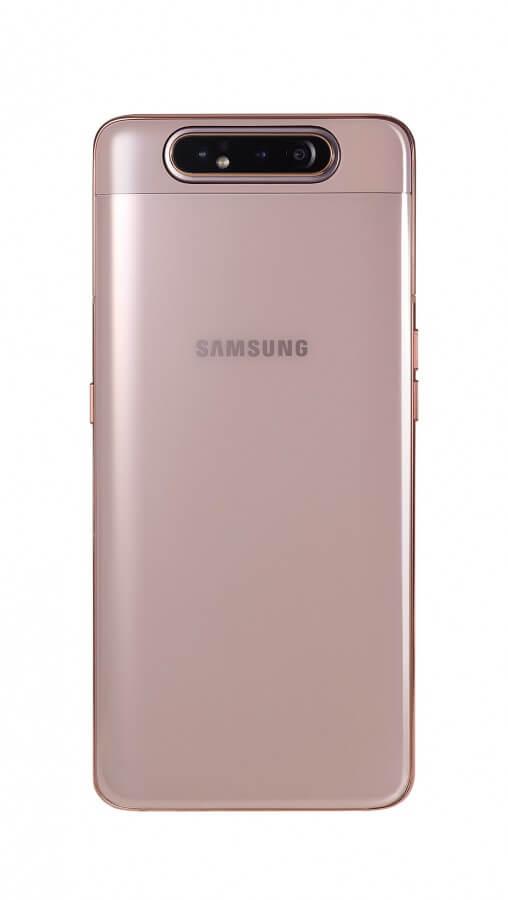 Samsung Galaxy A80 Tanıtıldı - Fiyatı ve Özellikleri