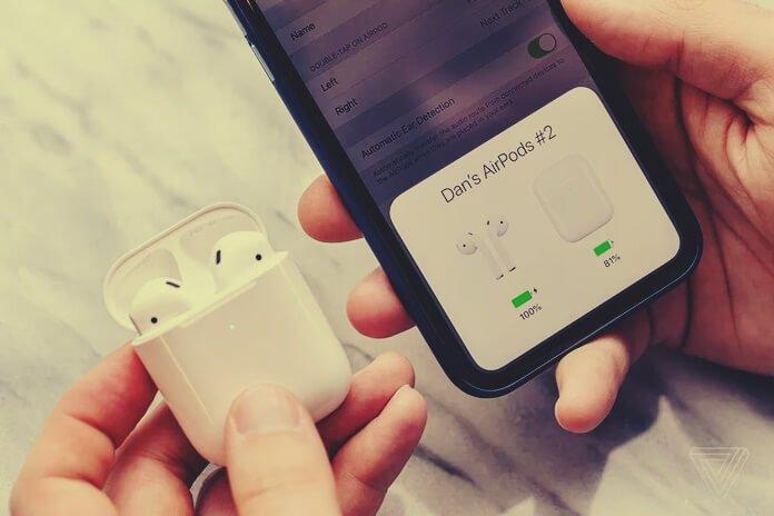 2019 iPhone'ları Çift Bluetooth Ses Desteğine Sahip Olacak!