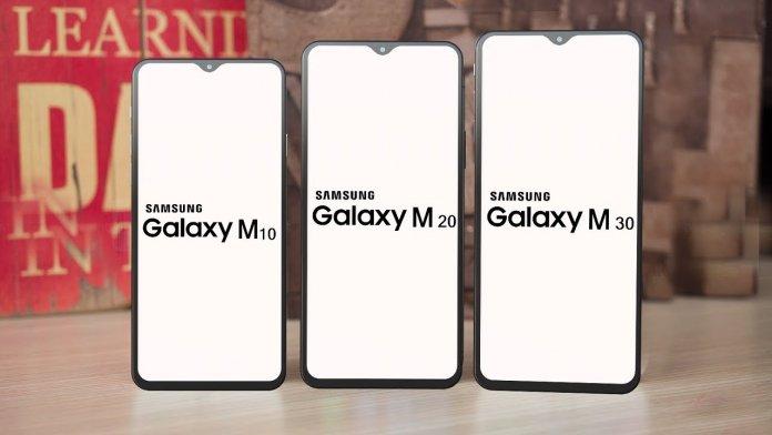 Galaxy M10 ve M20